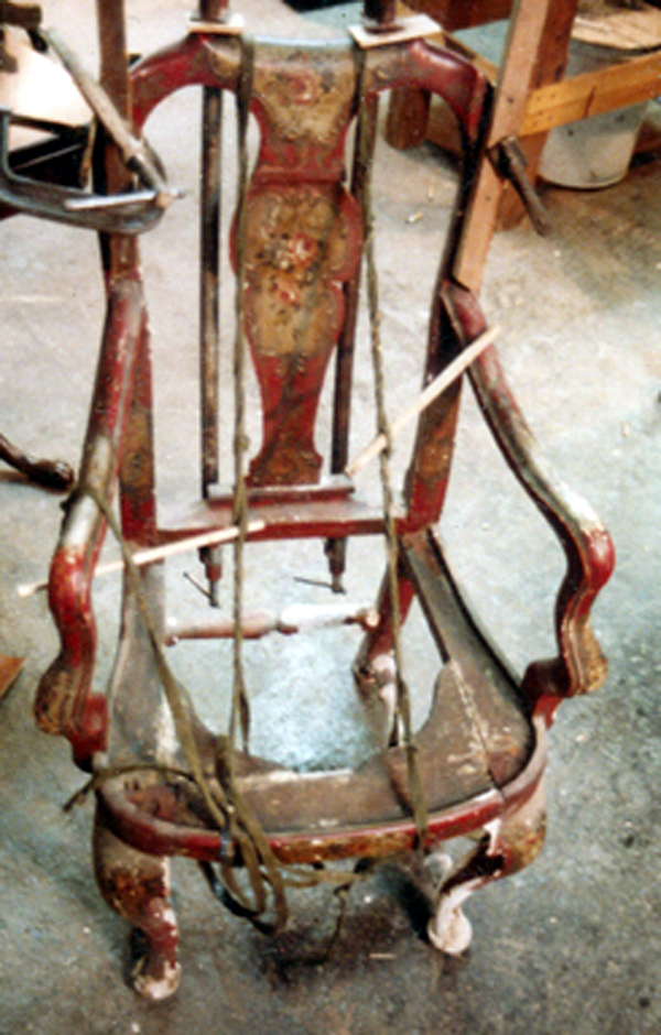 chairclamping